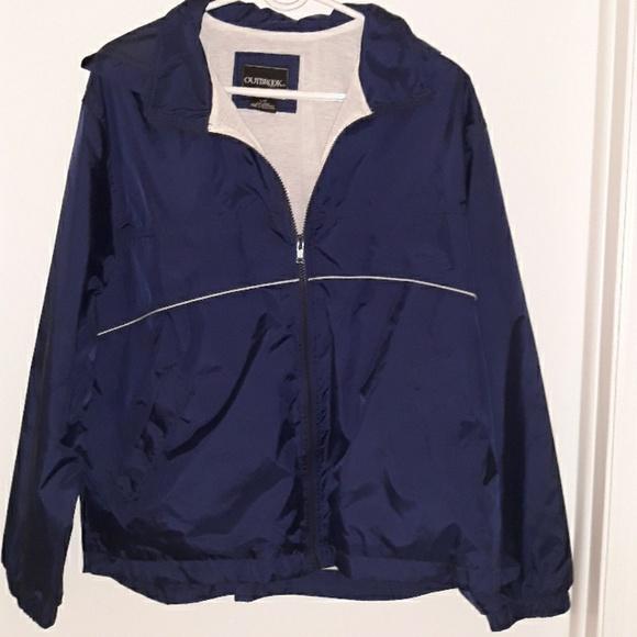 Outbrook Jackets & Blazers - Light hooded jacket